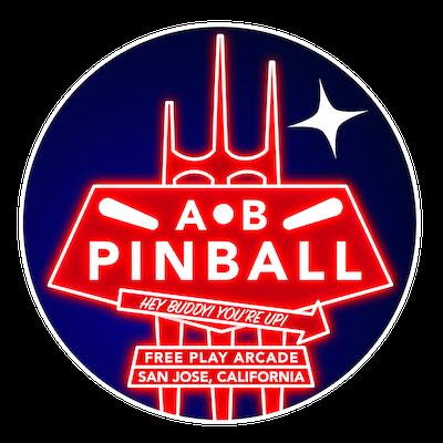 Alpha Bravo Pinball Logo